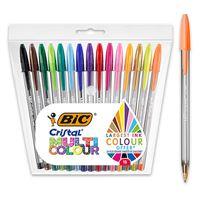 Pack Bolígrafos BIC Cristal Multicolour 1,6 mm