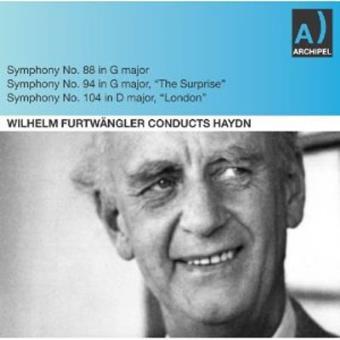 Sinfonías Nº 88-94-104