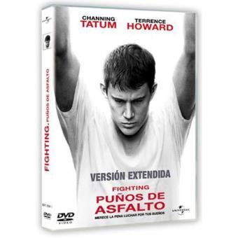 Fighting: Puños de asfalto. Versión extendida - DVD