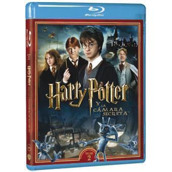 Harry Potter y la cámara secreta - Blu-Ray