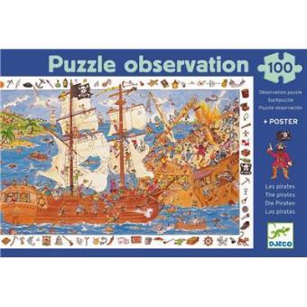 Puzzle Los piratas