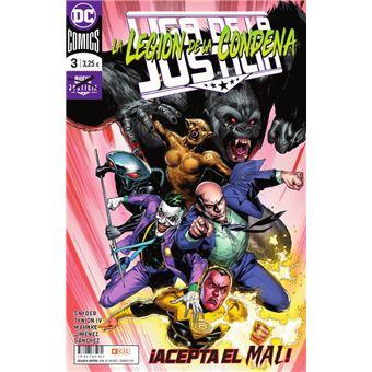 Liga de la Justicia núm. 81/ 3