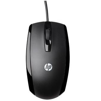 Ratón HP X500 Negro