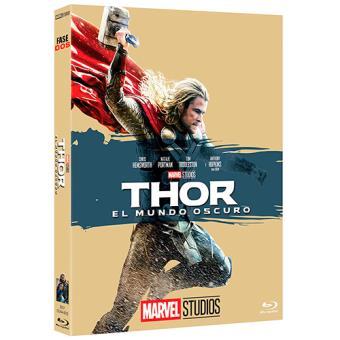 Thor: El mundo oscuro - Blu-Ray