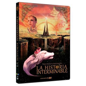 La historia interminable - Ed. Sencilla - DVD