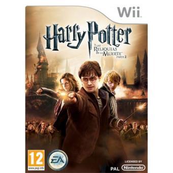 Harry Potter: Las Reliquias de la Muerte Parte 2 Wii