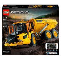 LEGO Technic 42114 Dumper articulado volvo 6x6