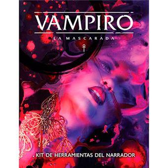 Vampiro - La Mascarada - 5ª edición - Pantalla + libro