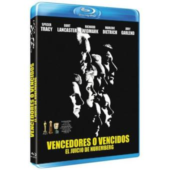 Vencedores o vencidos. El Juicio de Nuremberg - Blu-Ray