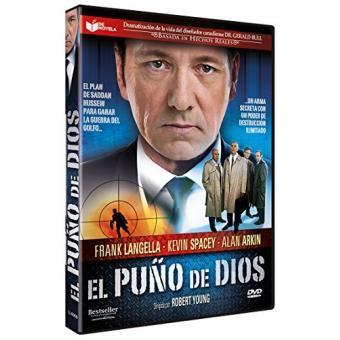 El puño de Dios - DVD