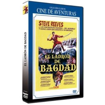 El ladrón de Bagdad - DVD
