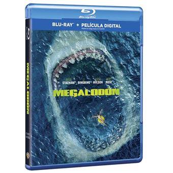 Megalodón - Blu-Ray