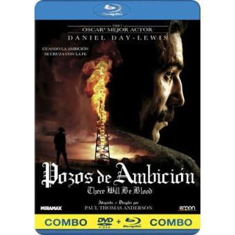 Pozos de ambición - Blu-Ray + DVD