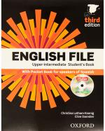 Image result for new english file upper intermediate 3rd edition
