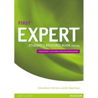 Expert First Student's Resource Book with Key