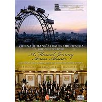 Musical Journey Across Austria - Live fron the Golden Hall of the Musikverein Vienna - DVD