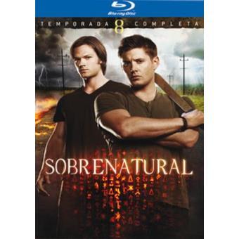 SobrenaturalSobrenatural - Temporada 8 - Blu-Ray