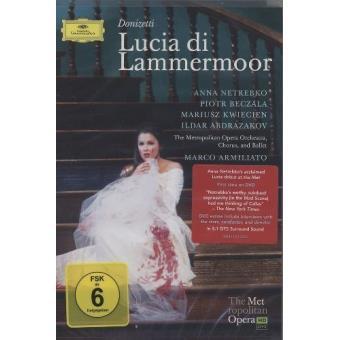 Lucia di Lammermoor - Blu-Ray