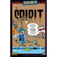 Los archivos de The Spirit 21