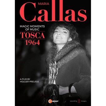 Maria Callas - Magic Moments of Music - DVD
