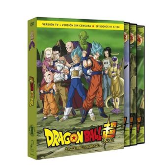 Dragon Ball Super Box 8 - Ep 91-104 - DVD