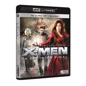 X-Men 3 La decisión final - UHD + Blu-Ray