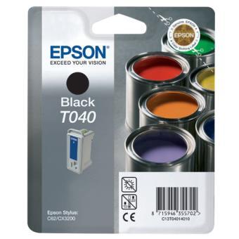 Epson T040 Tinta negra