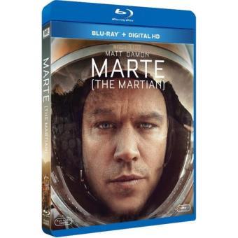 Marte - The Martian - Blu-Ray