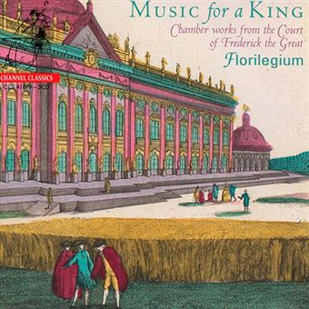 Music For A King - 2 CD