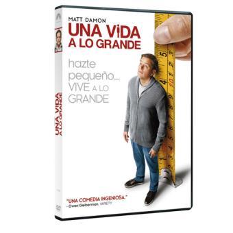 Una vida a lo grande - DVD