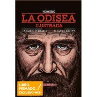 La Odisea - Libro firmado