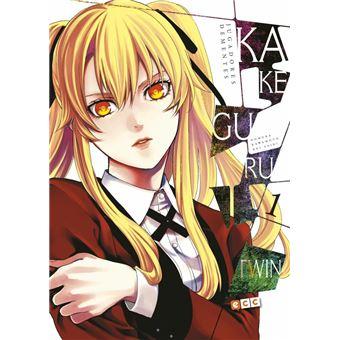 Kakegurui Twin 1 Homura Kawamoto 5 En Libros Fnac