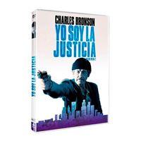 Yo soy la justicia - DVD