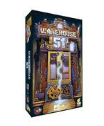 Warehouse 51. Tablero