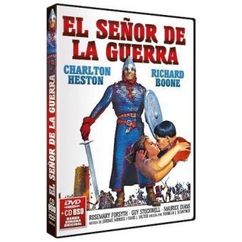 El señor de la guerra + B.S.O. - DVD