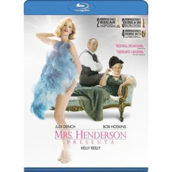 Mrs. Henderson presenta - Blu-Ray