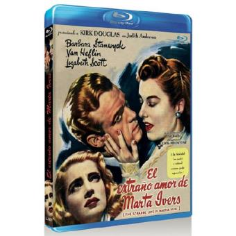 El extraño amor de Martha Ivers - Blu-Ray