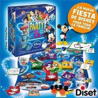 Juego Party & CO Disney 3.0