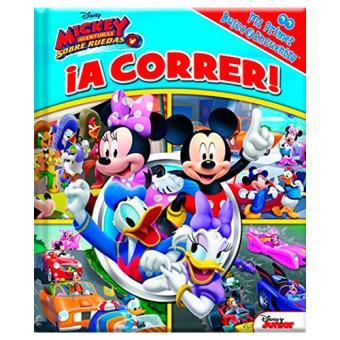 Mi primer busca y encuentra - Mickey aventuras sobre ruedas - -5% en ... cdee897862a