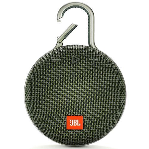 Altavoz Bluetooth JBL Clip 3 Verde