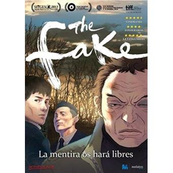 The Fake - DVD