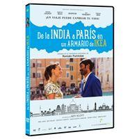 De la India a París en un armario de IKEA - DVD