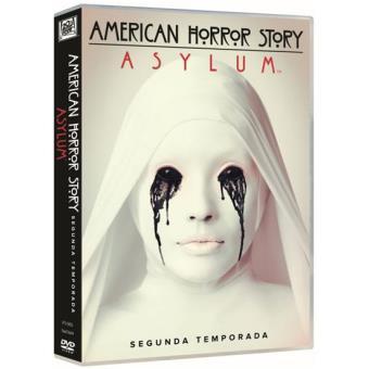American Horror StoryAmerican Horror Story  Temporada 2 - DVD