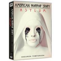 American Horror Story  Temporada 2 - DVD