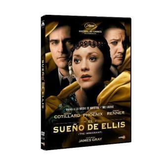 El sueño de Ellis - DVD