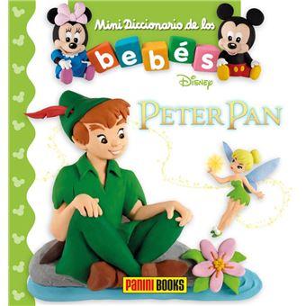 Mini diccionario de los bebés Disney - Peter Pan