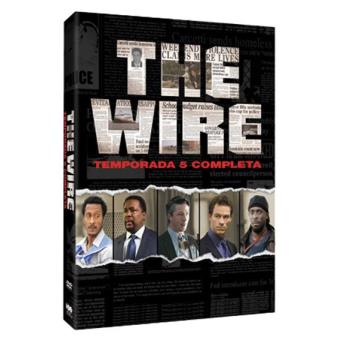 The Wire - Bajo escucha - Temporada 5 - DVD