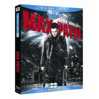 Max Payne - Blu-Ray + DVD