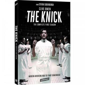 The Knick - Temporada 1 - DVD