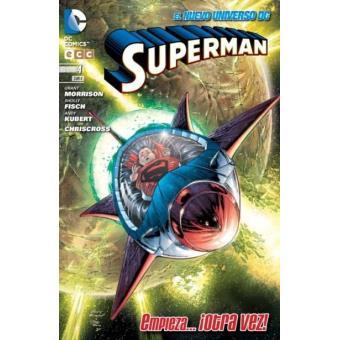 Superman 4. Nuevo Universo DC